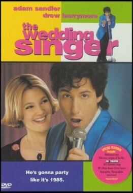 There Is A Moment In The Wedding Singer Directed By Frank Coraci To Script Tim Herlihy That Summed Picture Up For Me
