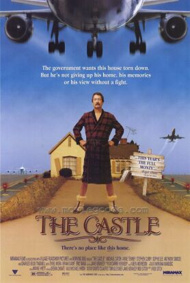 a review of the castle an australian comedy film by rob sitch Ever since the synopsis and first image (pictured above) for working dog productions' new animated adult comedy pacific heat surfaced online, comparisons with the.